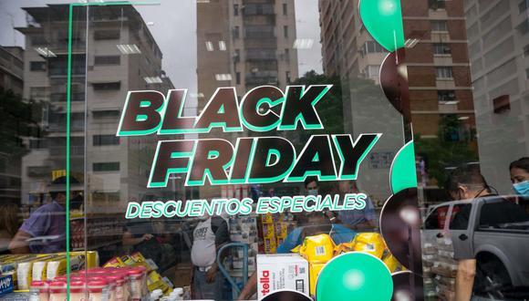 El Black Friday 2020 se celebra el viernes 27 de noviembre en todo el mundo y Perú se suma a la gran campaña de descuentos (Foto: EFE)