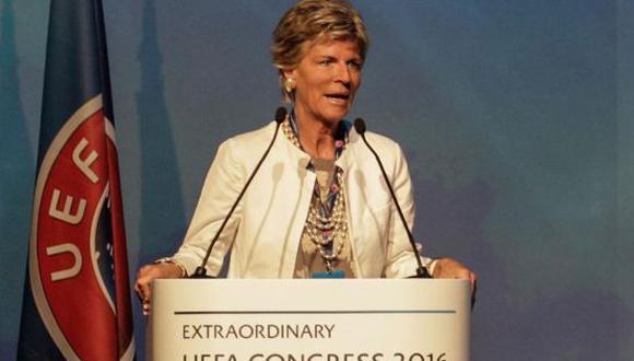 Evelina Christillin es miembro de la directiva de la UEFA. (Foto: Getty Images)