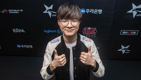 League of Legends: T1, equipo de Faker, vence a Gen.G, y ya pelea por la punta de la liga coreana. (Foto: Riot Games)