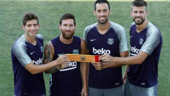 Messi seguirá siendo capitán de Barcelona (Foto: FCB)