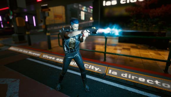 Cyberpunk 2077 anuncia su primer DLC gratuito para inicios del 2021. (Captura de pantalla)