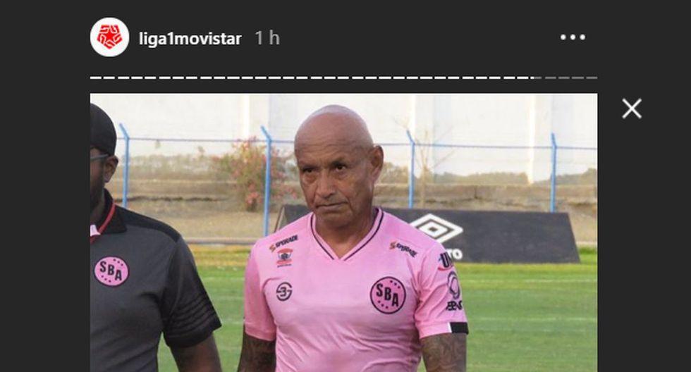 Jesús Chávez - Sport Boys (Foto: Liga 1)