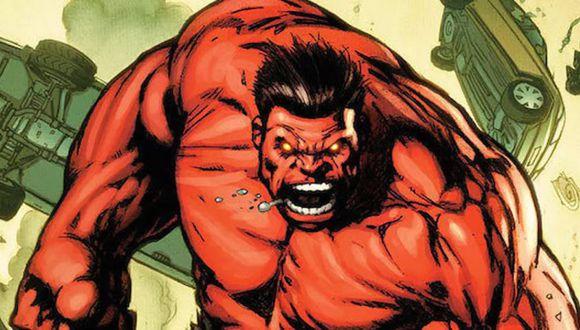 Red Hulk (Marvel)