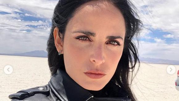 """Ximena Herrera es una actriz y cantante boliviana que en 2013 actuó en """"El señor de los cielos"""" (Foto: Instagram de Ximena Herrera)"""