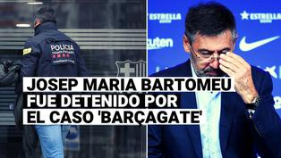 Semana histórica en el Camp Nou: Bartomeu, detenido por el caso 'Barçagate'