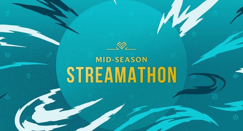 League of Legends: Mid-Season Streamathon, el evento benéfico contra el coronavirus Esports | Depor