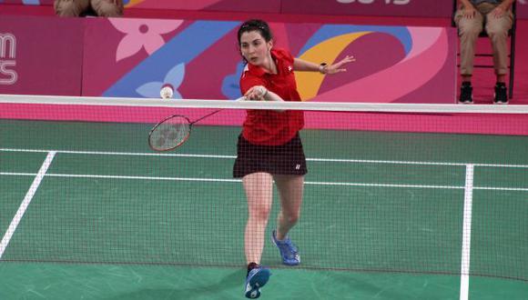 Daniela Macías asciende en el ranking y se ubica en zona de clasificación a Tokio 2021. (Bádminton Perú)