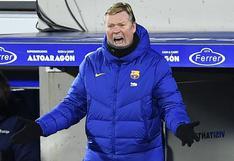 A su estilo: Koeman apunta a la Superliga por medio de la UEFA y critica alta cantidad de partidos