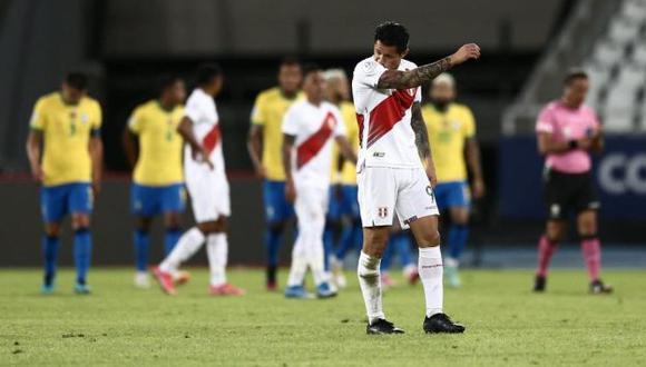 Perú ha recibido dos goleadas en los últimos 15 días. (Foto: Jesús Saucedo)