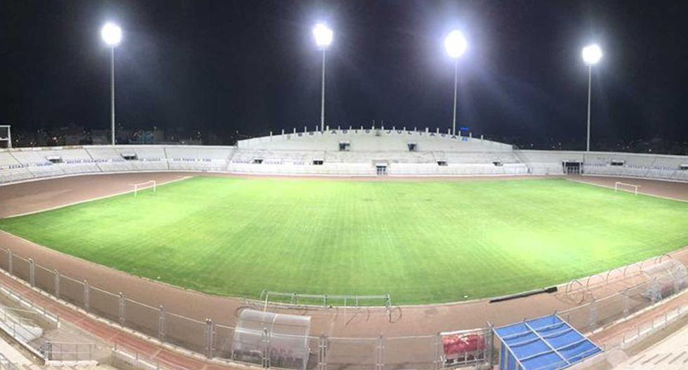 Estadio Guillermo Briceño (Juliaca - Perú): ubicado a 3,824 m.s.n.m. (Foto: GEC)