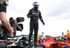 ¡Una victoria más! Lewis Hamilton ganó el Gran Premio de España en el circuito de Barcelona-Cataluña