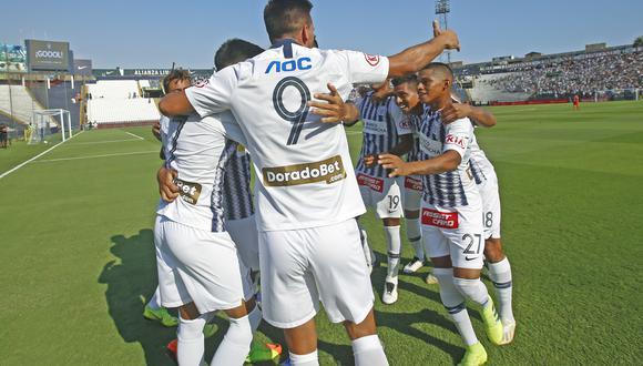 Alianza Lima fue campeón por última vez en 2017. (Foto: Francisco Neyra)