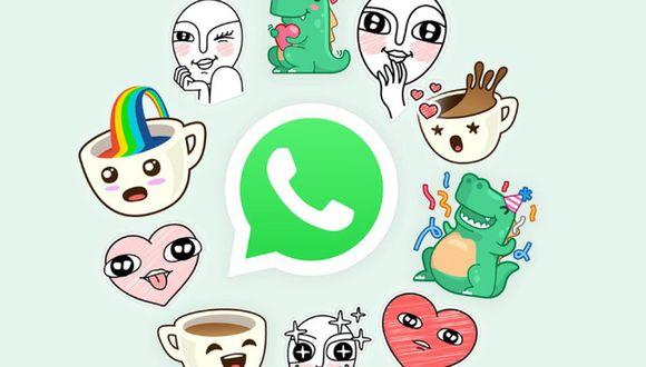 WhatsApp: aprende a crear tu propio paquete de stickers con estos sencillos pasos. (Foto: Difusión)