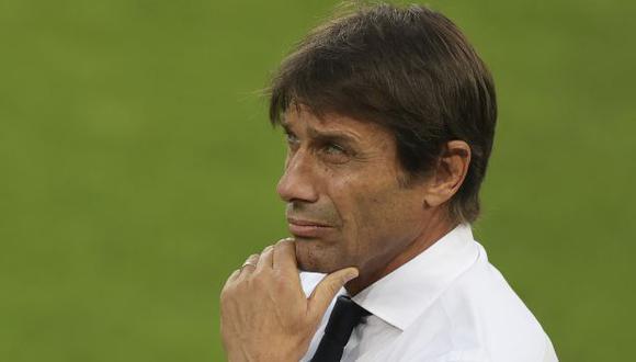 """Antonio Conte calificó el partido ante Real Madrid como """"una final"""". (Foto: AFP)"""