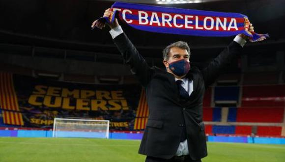 FC Barcelona es uno de los equipos que confirmó su participación en la Superliga Europea. (Foto: Twitter)