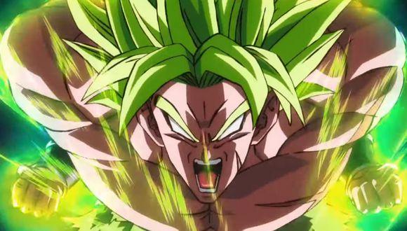 Dragon Ball Super: Broly podría ser la salvación de la Tierra tras el 'power up' de Moro. (Foto: Toei Animation)