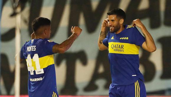 Boca Juniors derrotó a Colón de Santa Fe por la Liga Profesional Argentina | Foto: @BocaJrsOficial