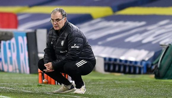 Marcelo Bielsa también fue entrenador del Marsella en algún momento de su carrera. (Getty)