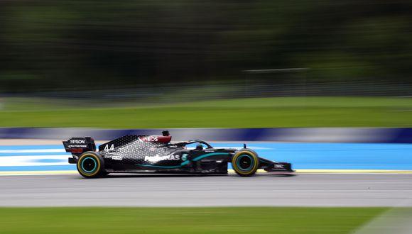 El piloto finlandés de Mercedes se llevó la carrera en el Red Bull Ring. (Foto: AFP)