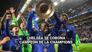 Champions League: Así reaccionaron los fanáticos en redes sociales tras la victoria del Chelsea en la final