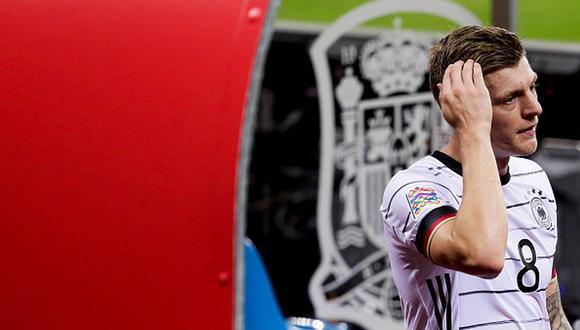 Toni Kroos llegó al Real Madrid en 2014 desde el Bayern Munich. (Foto: Getty)