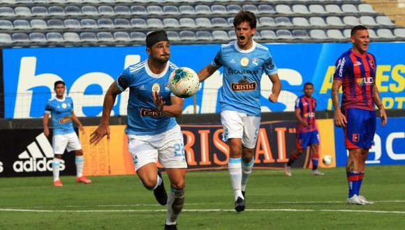 González confía en un buen papel de Cristal en la Libertadores. (Foto: Liga 1)