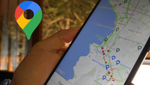 Conoce el método para compartir tu ubicación en tiempo real con tus amigos en Google Maps. (Foto: Depor)